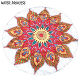 Mandala Beach Towel Picnic Throw