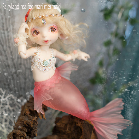 Fairyland Realfee Mari mermaid