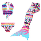 Hippie Tail Swim Costume