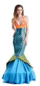 Women Mermaid Costume