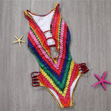 Women One Piece Bikini Swimsuit
