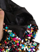 Colorful Mermaid Sequins Hands Bags