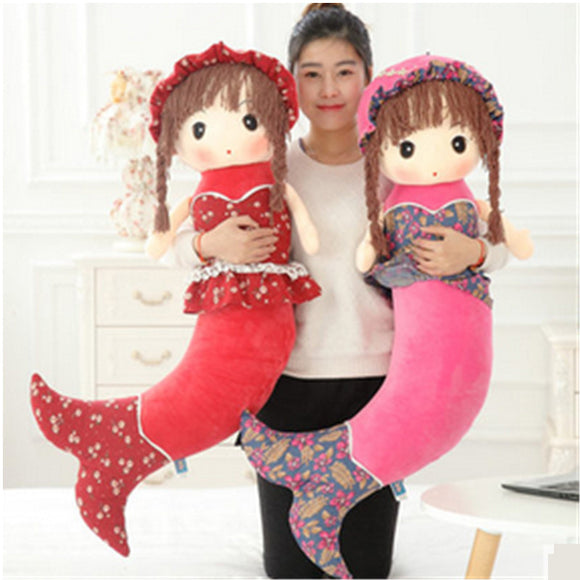 Body Plush Mermaid Dolls