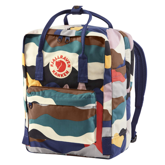 Kånken Art 13-inch Laptop Backpack in Summer Landscape