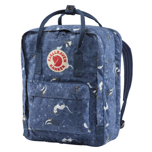 Kånken Art 13-inch Laptop Backpack in Blue Fable