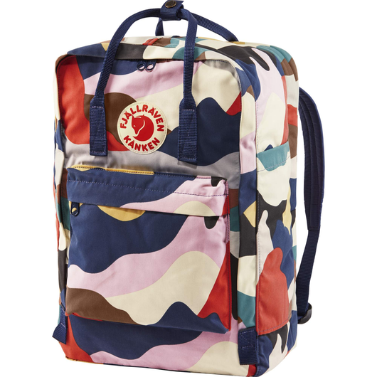 Kånken Art 17-inch Laptop Backpack en Summer Landscape