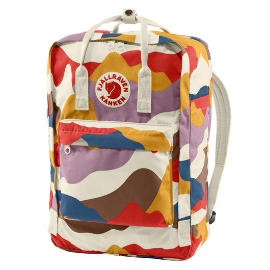 Kånken Art 17-inch Laptop Backpack en Spring Landscape