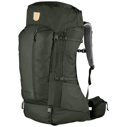 Abisko Friluft 35 Women's Backpack in Deep Forest