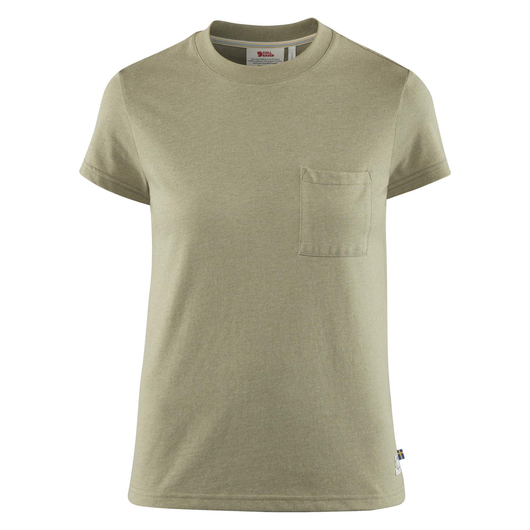 Greenland Re-Cotton T-Shirt SS W