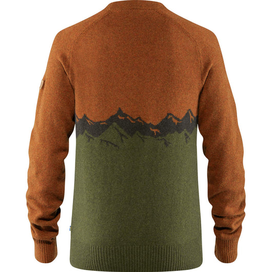 Greenland Re-Wool View Sweater M