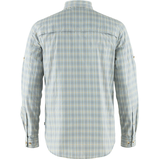 Abisko Hike Shirt LS Plaid