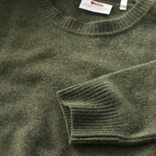 Övik Re Wool Sweater