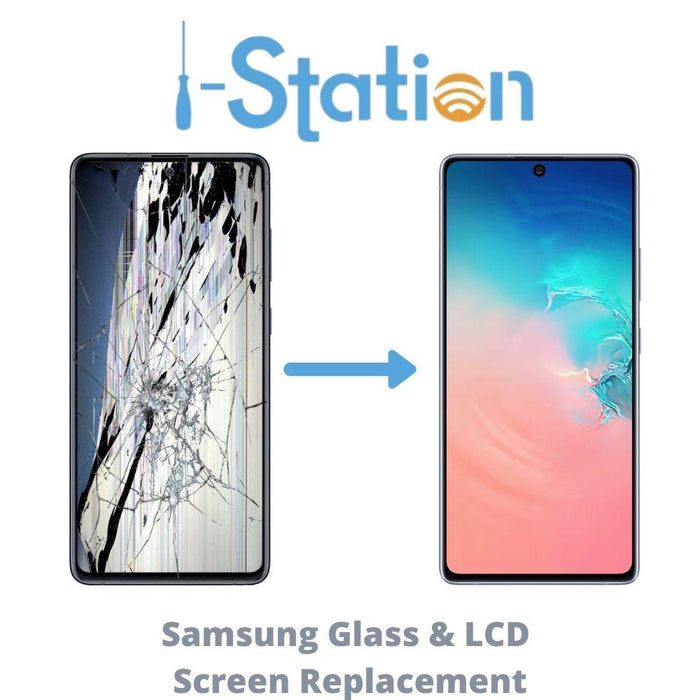 Samsung 'A'A10 Glass & LCD Screen Replacement