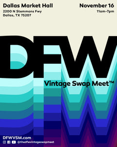 DFW Vintage Swap Meet