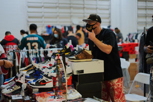 Sneakerhead Package Vendor Booth