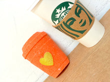 Load image into Gallery viewer, Pumpkin Spice Latte Coffee Cup Bath Bombs