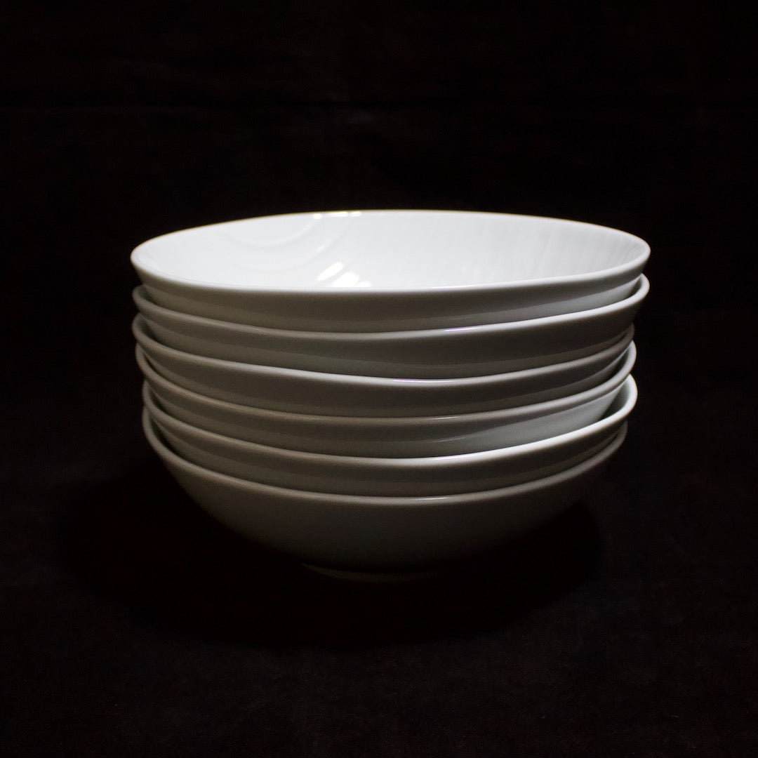 Shell Line Soup Bowl set of 6