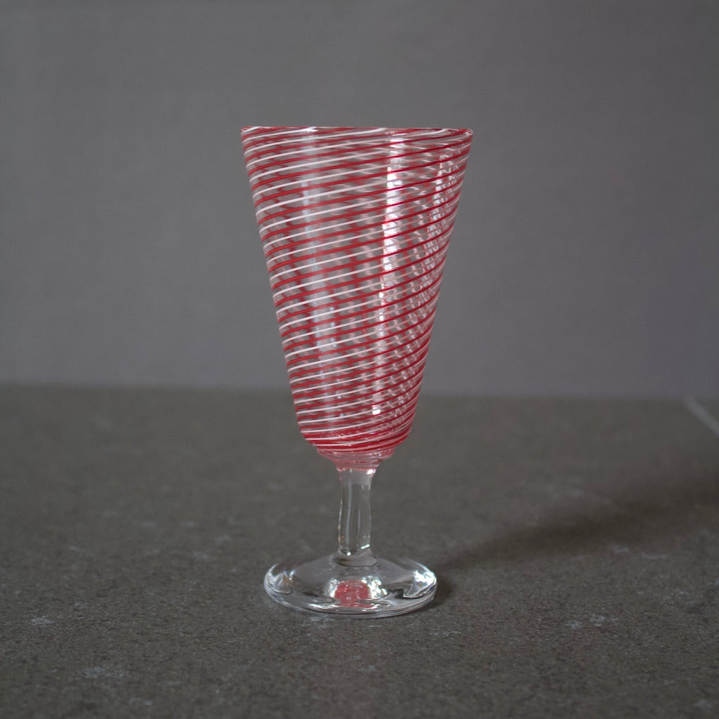 Sherry Glass Red #UK55H