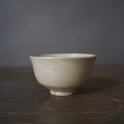 1969 Feldspar Glazed Tea Ceremony Bowl #1