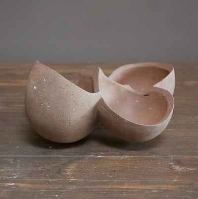 """Forest"" Lotus Incense Burner by Naoki Kato"