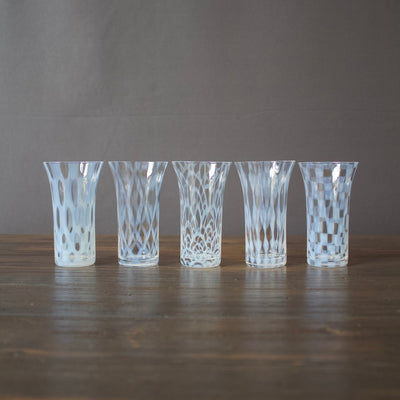 Opal Tall Cup set of 5