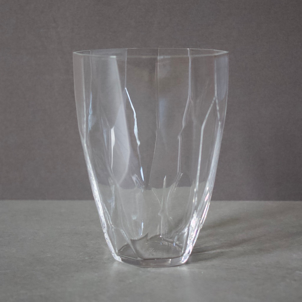 Ginette Tumbler Clear Tall