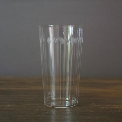 #0710T Crystal Tall Tumbler