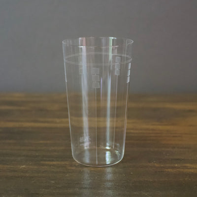 #0801T Crystal Tall Tumbler