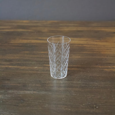 #2101 Crystal Shot Glass