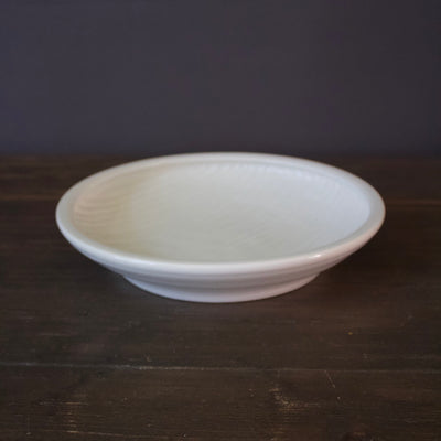 SHINOGI LInes Serving Bowl Medium White #HN34