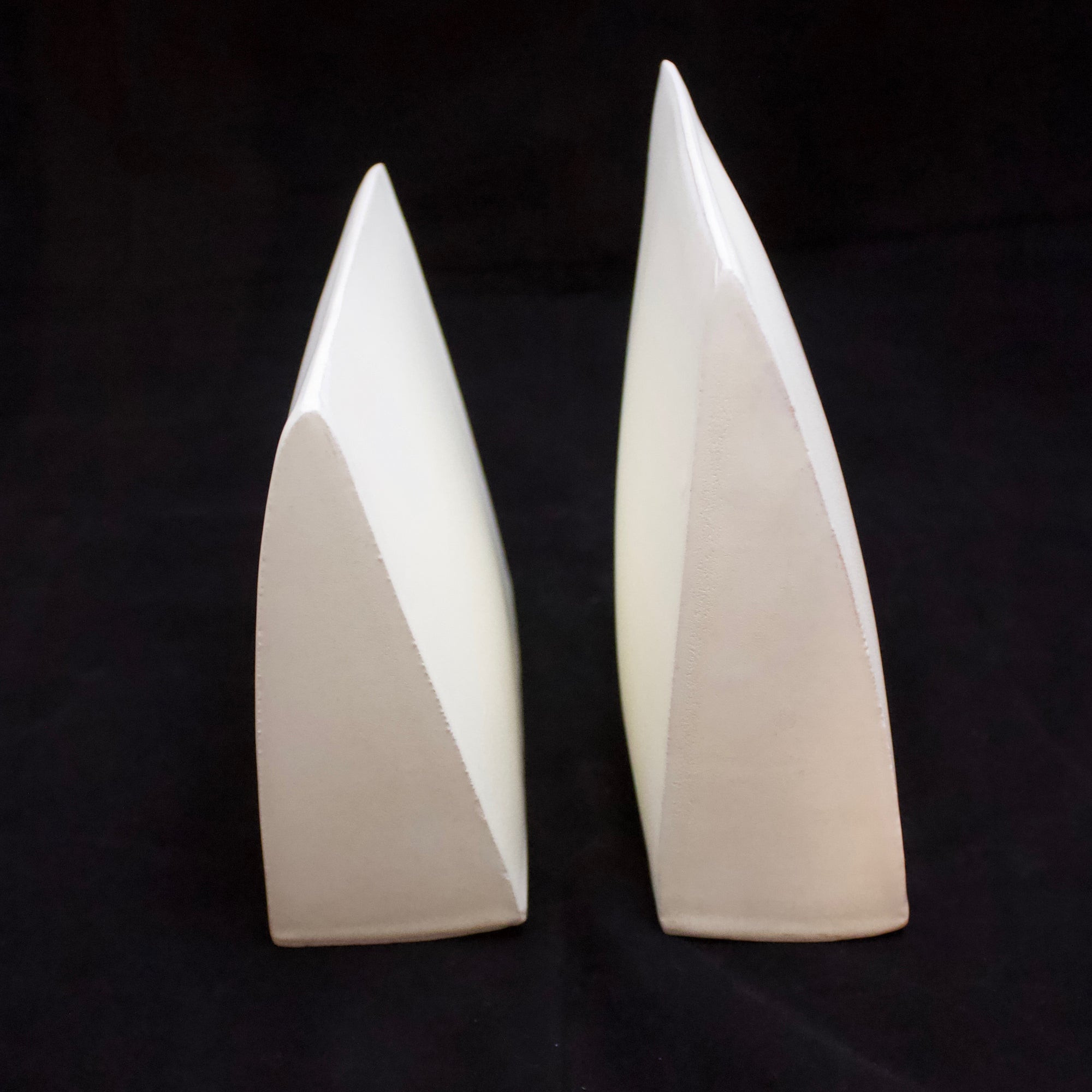 Ceramic Sculpture Pair #15