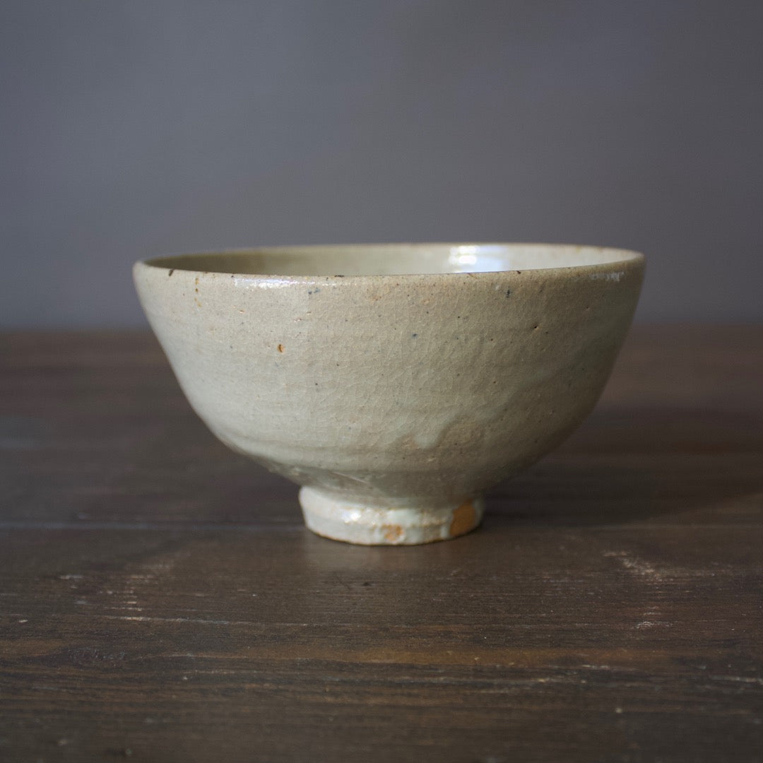 1969 Feldspar Glazed Tea Ceremony Bowl #2