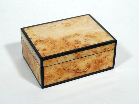 Medium Box Mappa Burl