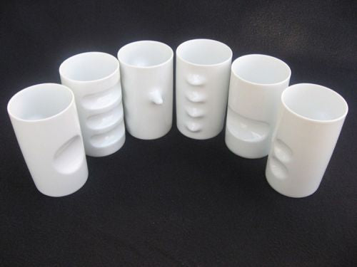 Fancy Cup set of 6