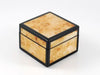 Square Box, Maple Burl