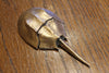 Horseshoe Crab Bottle Opener Brushed Yellow by Matt Hall
