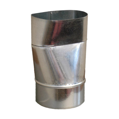 "6"" Round To Oval End Boot (12/Ctn)"