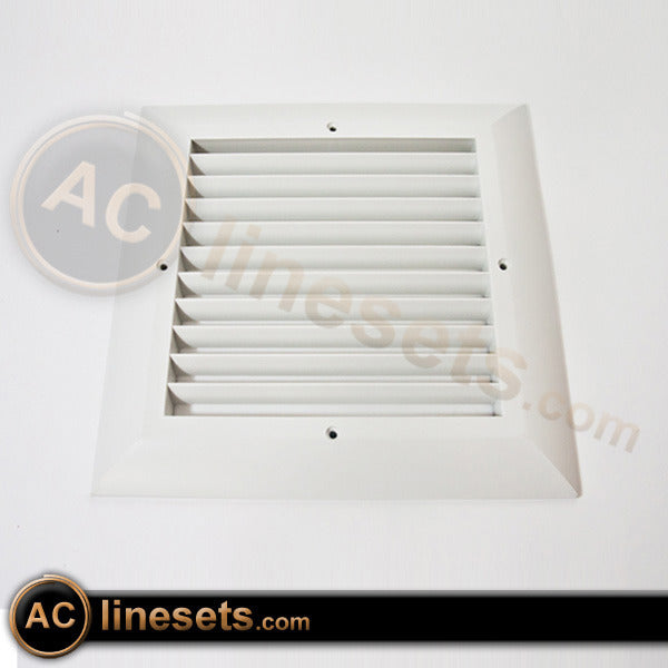 GRES 1 Way Exhaust Grille Only Small | AC Linesets