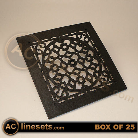 GRAB Antique Black Grille Only - Box of 25