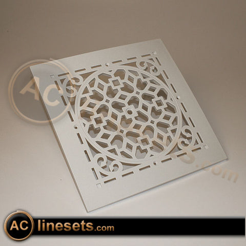 GRAW Antique White Grille Only