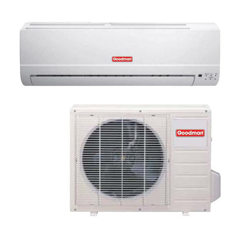 MSG12HRN Wall Ductless Heat Pump 13 SEER - 12,000 BTU