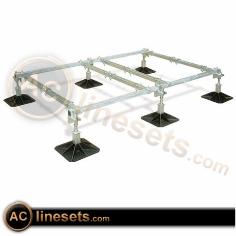 "RES4880 Standard Frame Kit For 4 Outdoor Units 80"" - 2710lb"