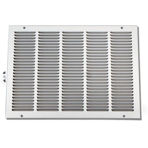 "24""X8"" Return Air Grille Stamped"