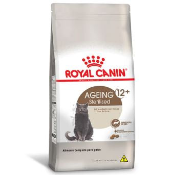 Ração Royal Canin Sterilised 12+ Gatos 1,5kg