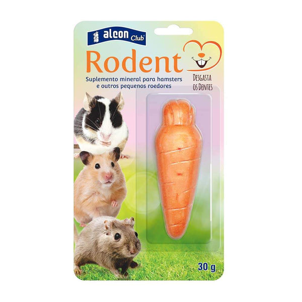 Suplemento Mineral Alcon Rodent Hamster 30g