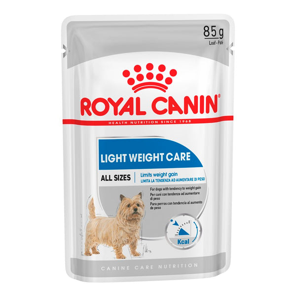 Alimento Úmido Royal Canin Sachê Light Weight Care 85g