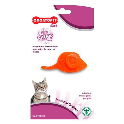 Brinquedo Odontopet Cat Mouse