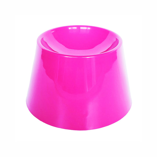 Comedouro Pet Games Cat Eat Pink