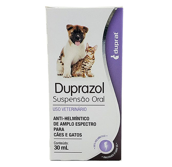 Duprazol Oral Vermífugo 30ml