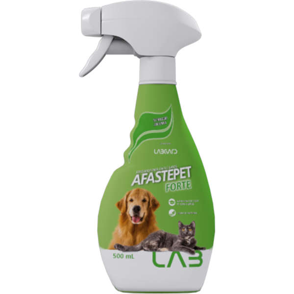 Educador Labgard Afaste Pet Forte Spray para Cães e Gatos 500ml